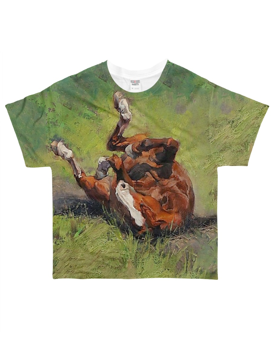 horse663a All-over T-Shirt