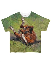 horse663a All-over T-Shirt front