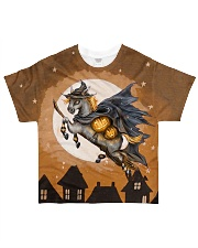Halloween Horse Tee All-over T-Shirt front