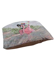 Perfect T shirt for Flamingo lovers Pet Bed - Small thumbnail