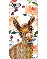 Perfect T shirt for Donkey lovers Phone Case thumbnail
