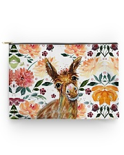 Perfect T shirt for Donkey lovers Accessory Pouch - Large thumbnail