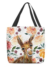 Perfect T shirt for Donkey lovers All-over Tote thumbnail