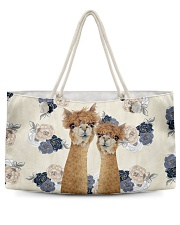 Perfect T shirt for Llama and Alpaca lovers Weekender Tote thumbnail