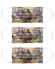 Perfect Gift For Horse Lovers Cloth Face Mask - 3 Pack thumbnail
