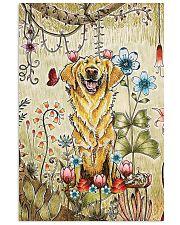 Perfect T shirt for Golden Retriever lovers 16x24 Poster thumbnail