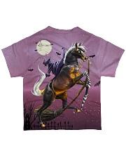Halloween Horse Tee All-over T-Shirt back