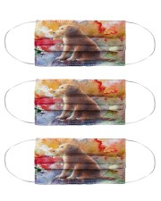 Perfect T shirt for Golden Retriever lovers Cloth Face Mask - 3 Pack thumbnail