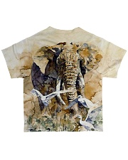 Perfect T shirt for Elephant lovers All-over T-Shirt back