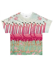 Perfect T shirt for Flamingo lovers All-over T-Shirt thumbnail