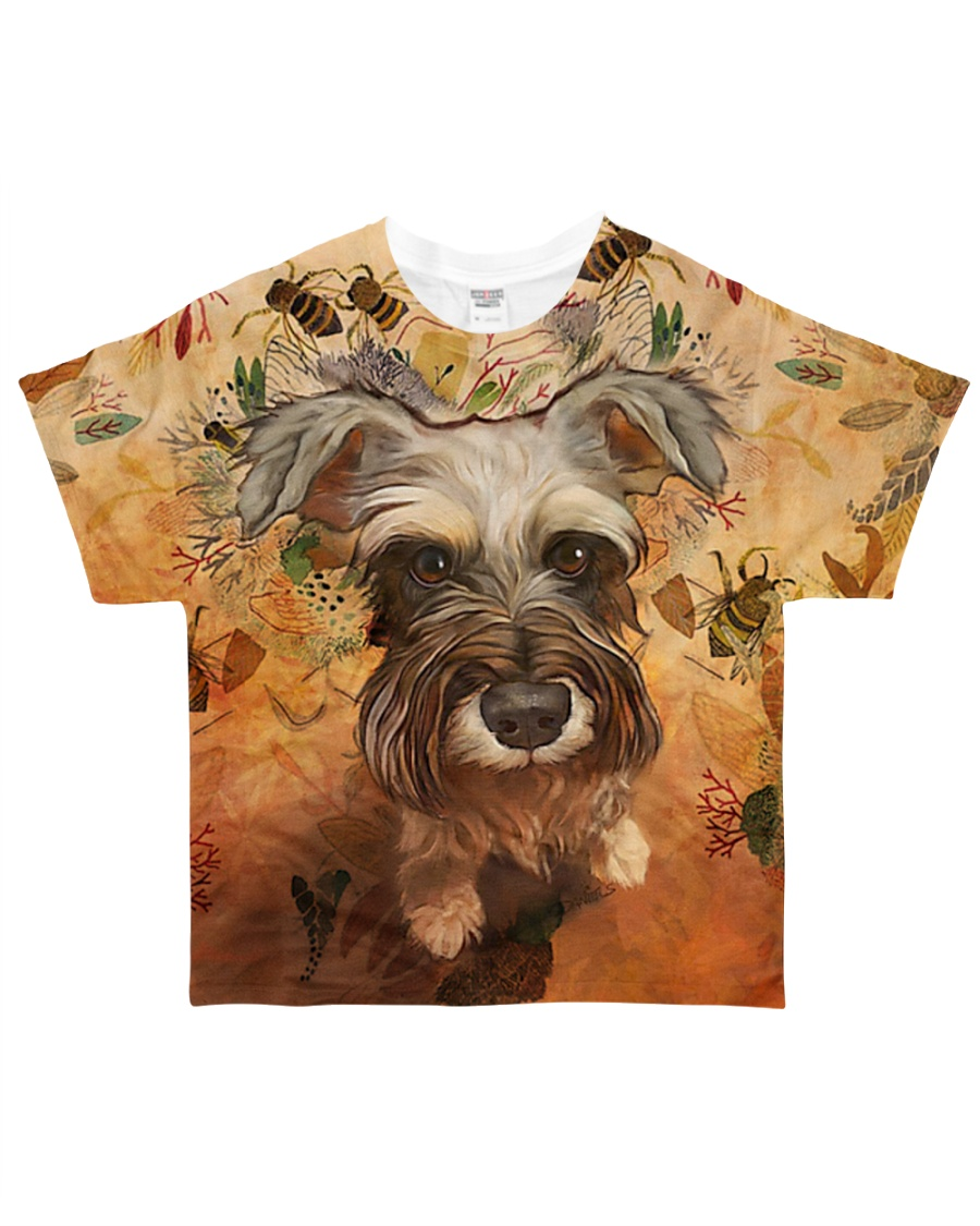 Schnauzer Tee All-over T-Shirt