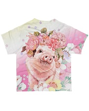 Pigs Tee All-over T-Shirt back