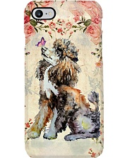 Perfect T shirt for Poodle lovers Phone Case tile