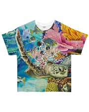 Perfect T shirt for Turtle lovers All-over T-Shirt front