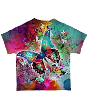 For Butterfly Lover All-over T-Shirt back