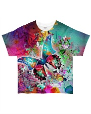 For Butterfly Lover All-over T-Shirt front