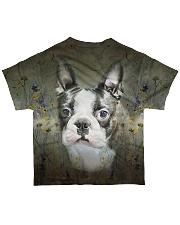 Boston Terrier Tee All-over T-Shirt back