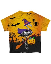 Halloween Flamingo Tee All-over T-Shirt back