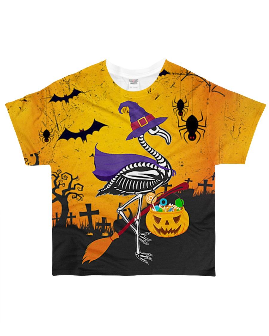 Halloween Flamingo Tee All-over T-Shirt