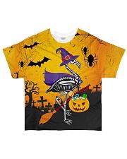 Halloween Flamingo Tee All-over T-Shirt front