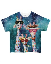 Perfect T shirt for Giraffe lover All-over T-Shirt front