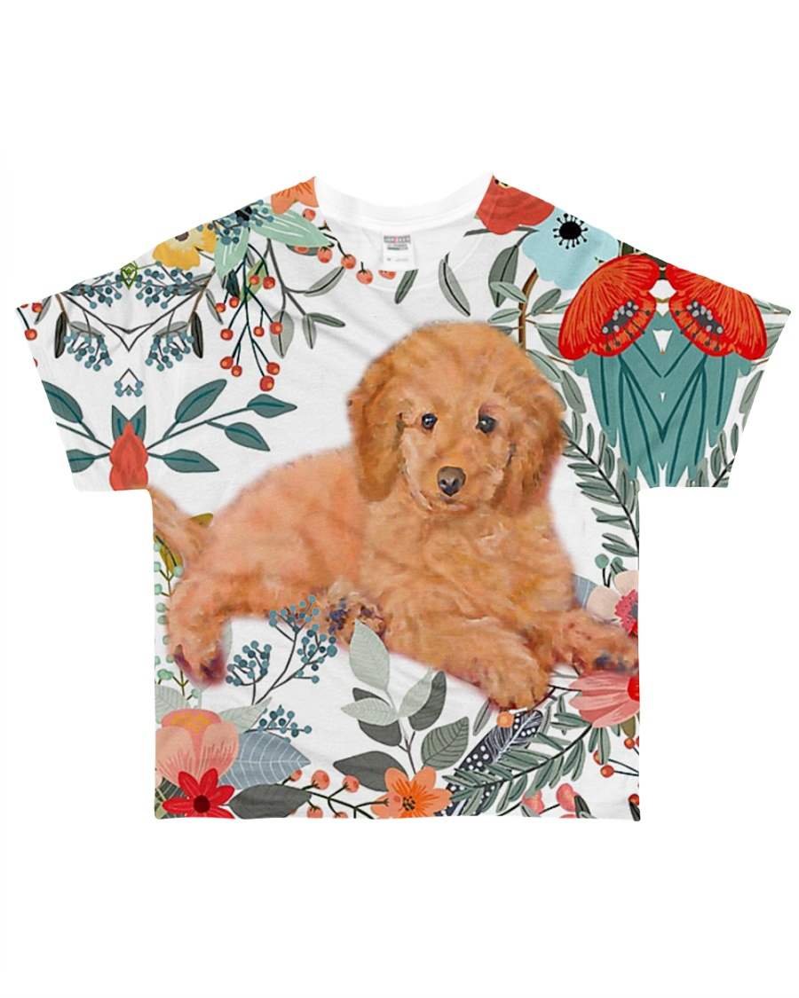 Perfect T shirt for Poodle lovers All-over T-Shirt