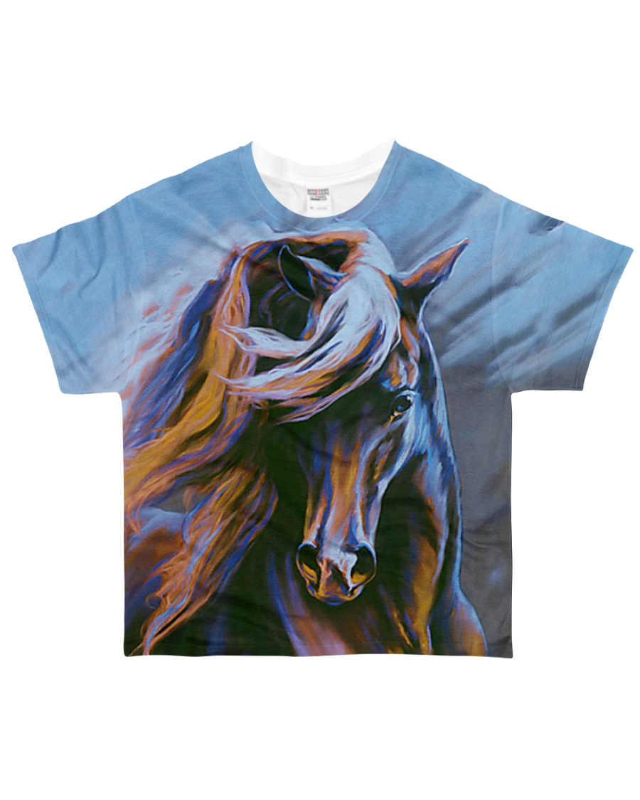 Perfect Gift For Horse Lovers All-over T-Shirt