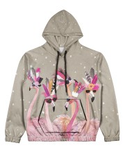 Perfect T shirt for Flamingo lovers Women's All Over Print Hoodie thumbnail