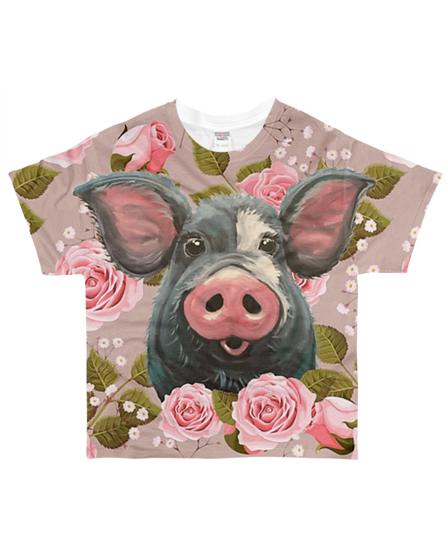 Pigs Tee All-over T-Shirt