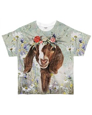 Perfect Gift For Goat Lovers All-over T-Shirt front