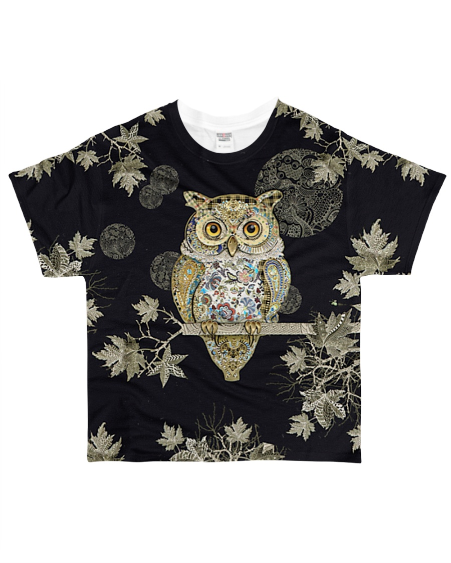 Perfect T shirt for Owl lovers All-over T-Shirt