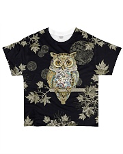 Perfect T shirt for Owl lovers All-over T-Shirt front