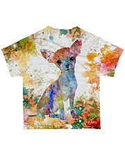 Chihuahua Tee All-over T-Shirt back