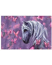 Perfect Gift For Horse Lovers Horizontal Poster tile