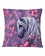 Perfect Gift For Horse Lovers Square Pillowcase tile