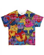 Cat Tee All-Over T-Shirt tile
