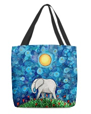 Perfect T shirt for Elephant lovers All-over Tote thumbnail