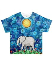 Perfect T shirt for Elephant lovers All-Over T-Shirt tile