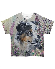 Australian Shepherd Tee All-over T-Shirt front