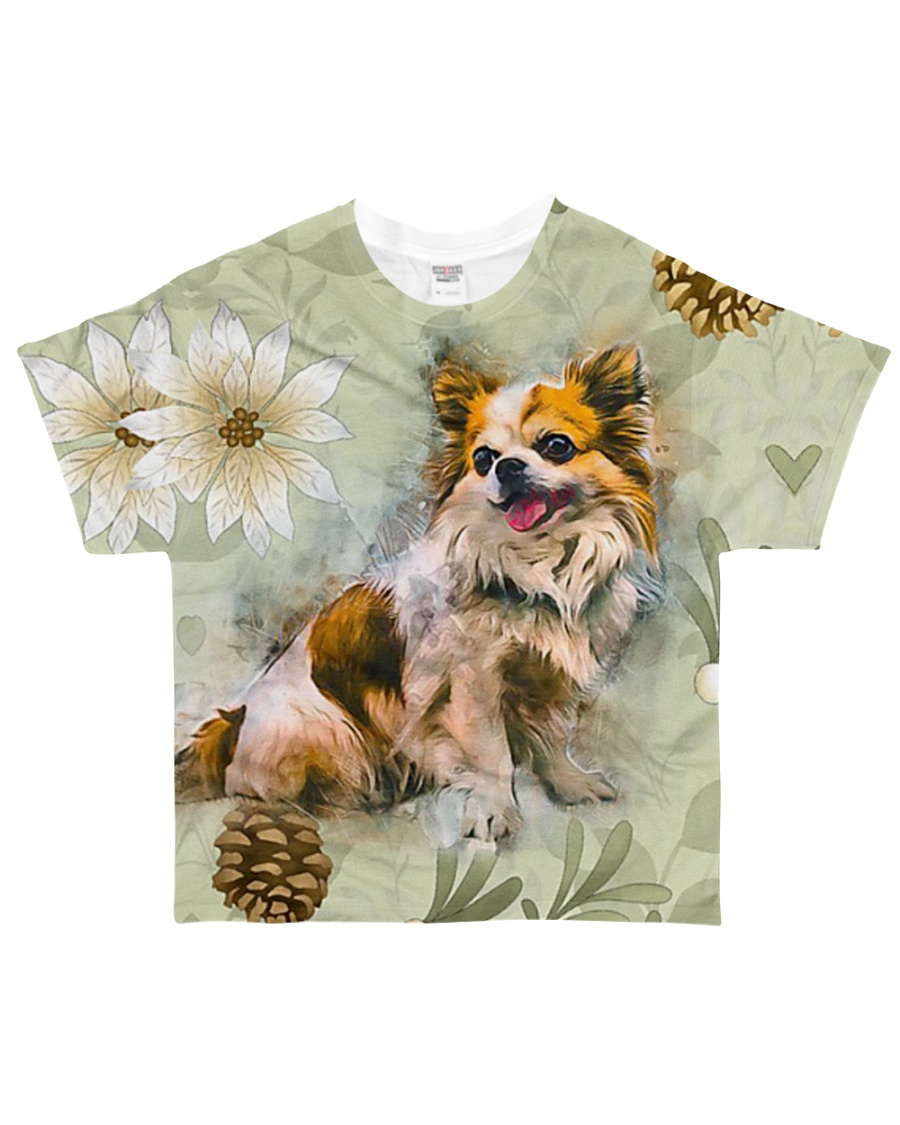 Perfect T-shirt for Chihuahua lover All-over T-Shirt