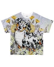 Australian Shepherd Tee All-over T-Shirt front