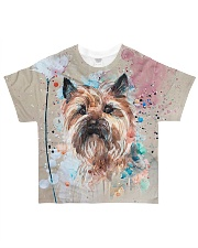 Yorkie - Yorkshire Tee All-over T-Shirt front