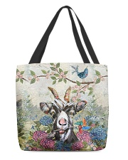Perfect Gift For Goat Lovers All-over Tote thumbnail
