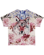 Perfect T shirt for Wolf lovers All-over T-Shirt back