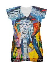 Perfect T shirt for Elephant lovers All-over Dress thumbnail