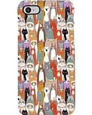 For Cat Lover Phone Case thumbnail