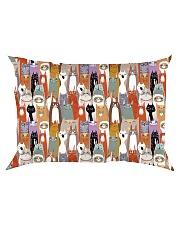 For Cat Lover Rectangular Pillowcase thumbnail