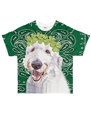 Perfect T shirt for Irish Poodle lovers All-over T-Shirt front