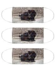 Cat Tee Cloth Face Mask - 3 Pack thumbnail