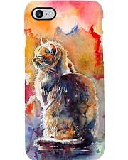 Cat Tee Phone Case tile